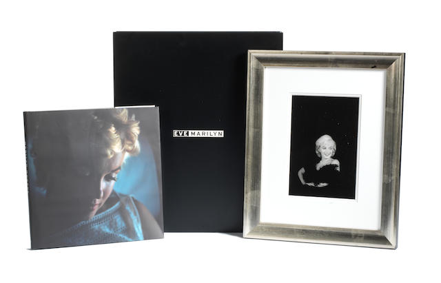 Marilyn Monroe: 'Marilyn Monroe'  limited edition book 150/500