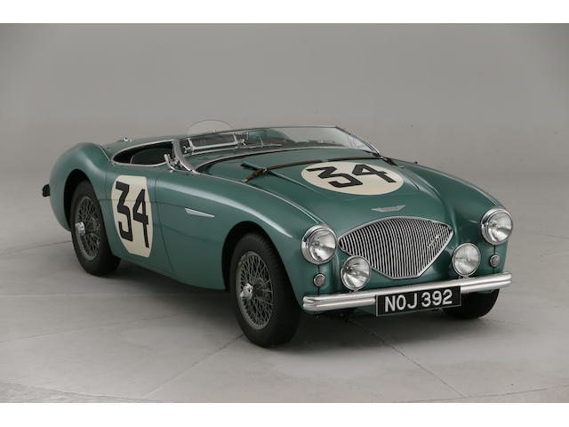 1953 Austin-Healey 100 Special Test Car 'NOJ 392'