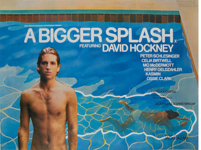 A Bigger Splash,  Lagoon Associates, 1974,