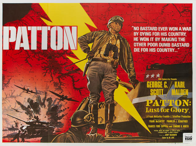 War Movies: Three British quad posters,  1969-1970, titles including:3