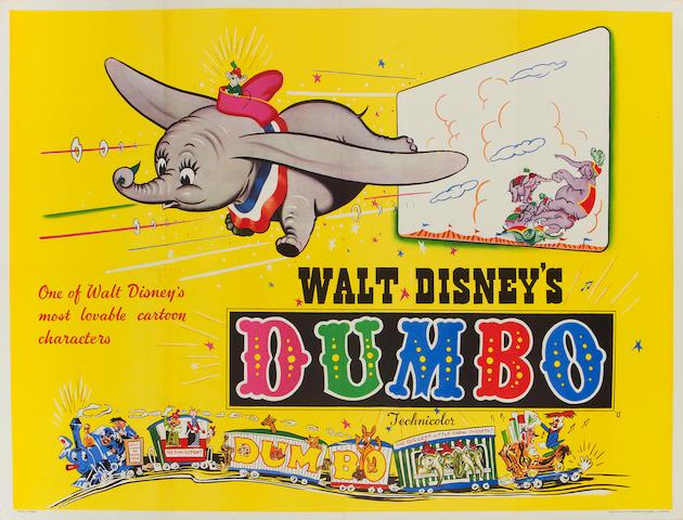 Dumbo,  Walt Disney, 1941,