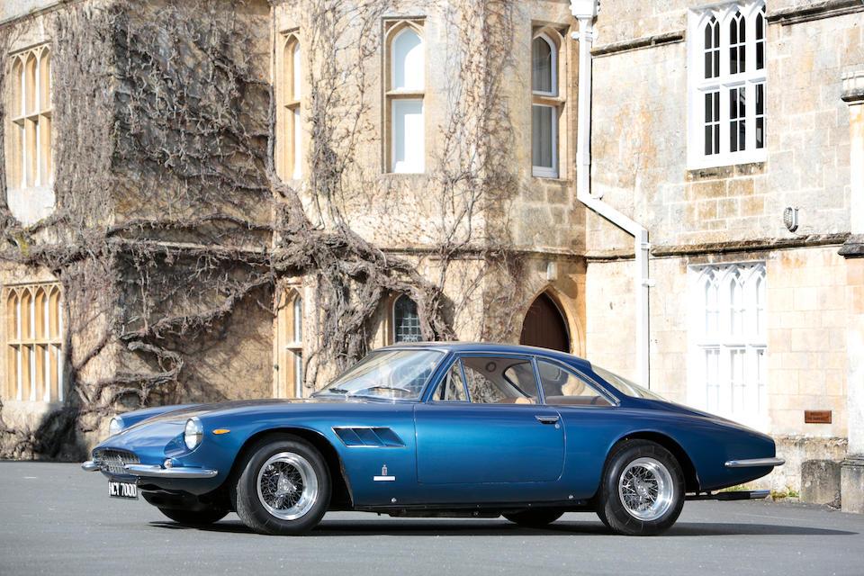 Ferrari Classiche Certified,1965 Ferrari 500 Superfast Coupé  Chassis no. 6661 Engine no. 6661
