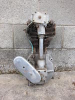Property of a deceased's estate c.1951 Norton 490cc ES2/International, Frame no. 4 41994 Engine no. D11 23973