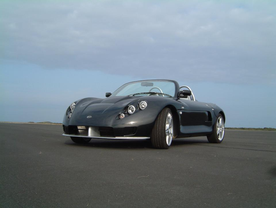The ex-works demonstrator,2008 Javan R1 Honda Roadster  Chassis no. K20A0706RH002 Engine no. K20A21003869