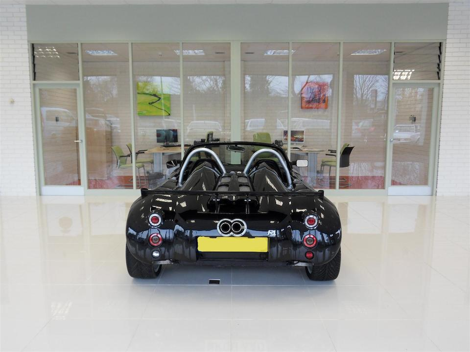 The ex-works demonstrator,2008 Javan R1 Honda Roadster  Chassis no. K20A0706RH002 Engine no. K20A21003869