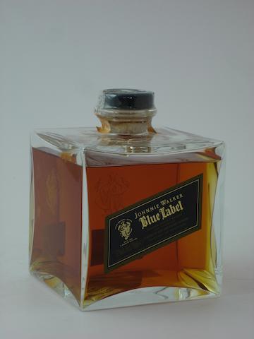 Johnnie Walker Blue Label-200th Anniversary