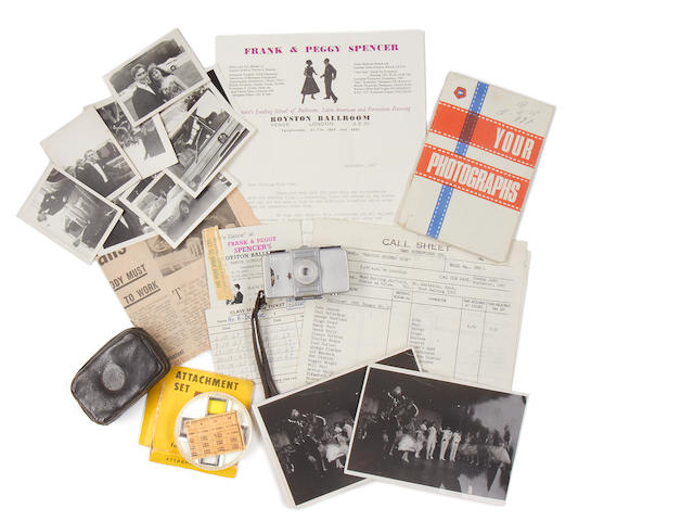 The Beatles: documents and photographs relating to the 'Magical Mystery Tour' filming, West Malling, September 1967,