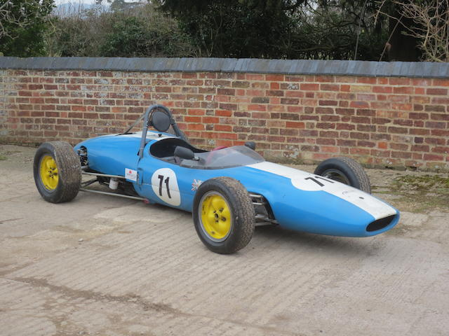1962 Lotus Type 22 Formula Junior Monoposto  Chassis no. 22J18