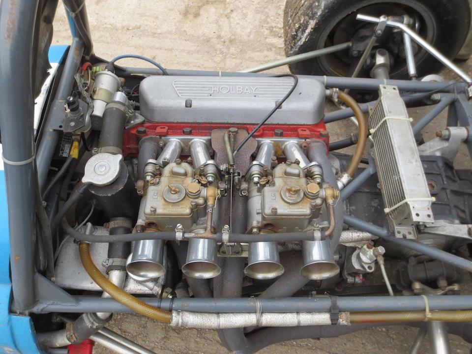 1962 Lotus Type 22 Formula Junior Monoposto  Chassis no. 22J18