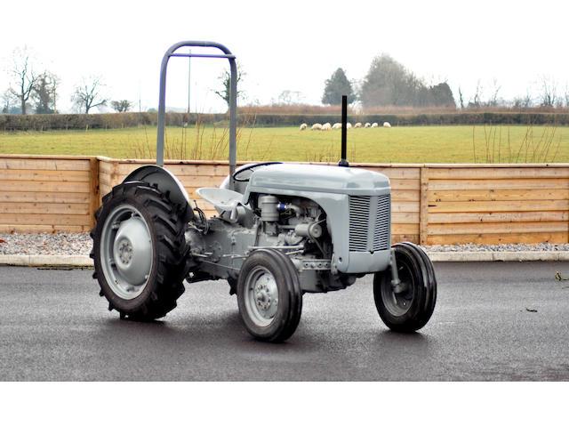 Ferguson Tractor TED20,