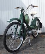1958 NSU 49cc Quickly S Moped Frame no. 644649 Engine no. 1623918