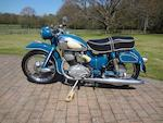 1956 NSU 247cc Max Frame no. 1816471 Engine no. 792491