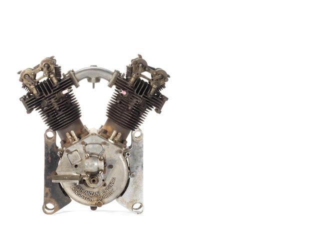 Anzan, engine