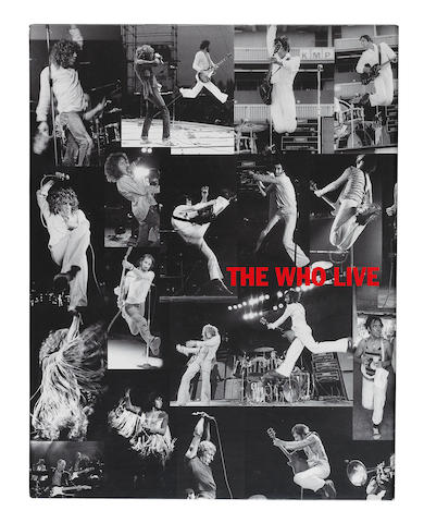 The Who: 'The Who Live',