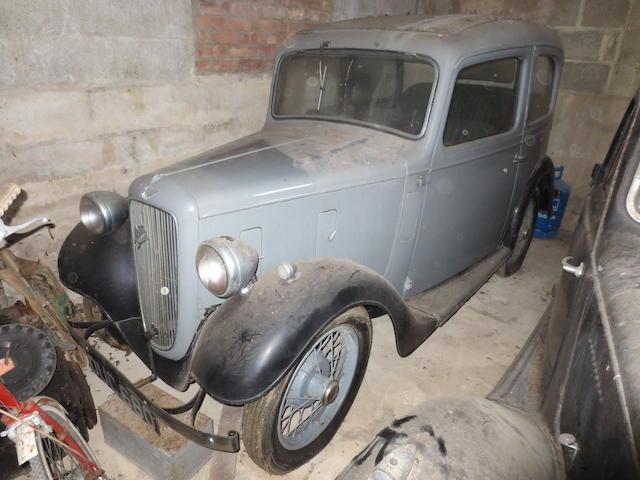 1937 Austin 7 Ruby ARR Mk2