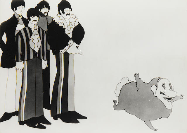 The Beatles: Yellow Submarine, King Features/United Artists, 1968,
