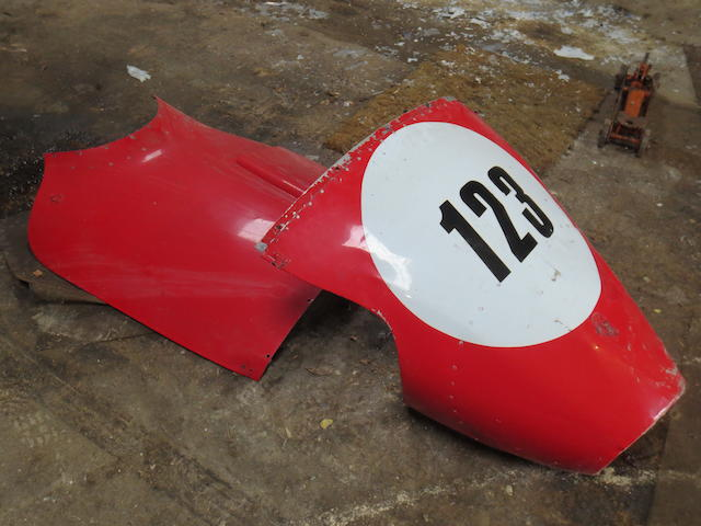 Lola Body Panels for Formula Junior,