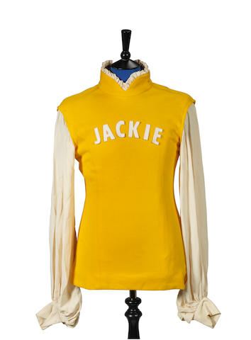 The Jackson 5: Four stage-worn tops, 1970s,