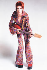 David Bowie: A Vox Mk.XII twelve-string electric guitar, late 1960s,