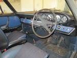 Property of a deceased's estate,1972 Porsche 911T 2.4-Litre Coupé  Chassis no. 9112501863 Engine no. 6523175