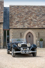 1953 Bentley R-Type Special Roadster, Chassis no. B109TO Engine no. B54T
