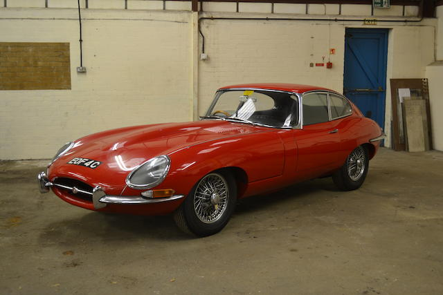 Jaguar E-Type 4.2 Coupe