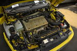 3,549 miles from new,1998 FIAT Coupé Turbo  Chassis no. ZFA17500P0057816 Engine no. 175A3000