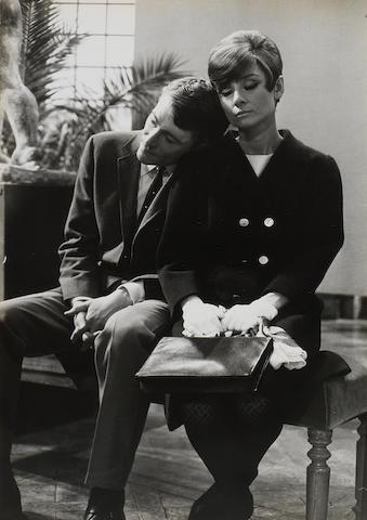Terry O'Neill (British, b.1938): Audrey Hepburn, 4