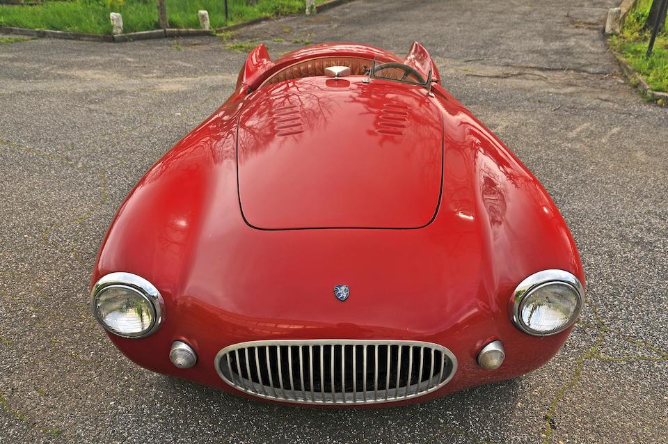 1952 Cisitalia (by Auto Italia) 'Nuvolari Spyder', Chassis no. SC 01 Engine no. SC 1