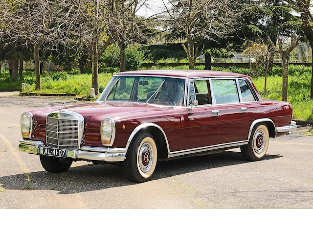 1966 Mercedes-Benz 600 Saloon