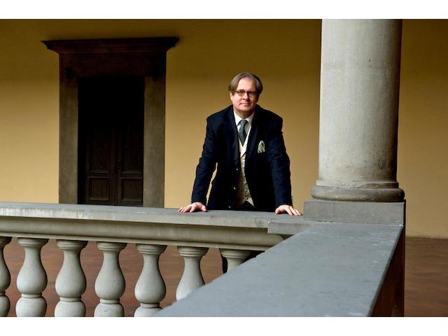 Director General of the Fondazione Palazzo Strozzi, James Bradburne
