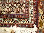 A Zili Sultan rug, Central Persia, 230cm x 157cm