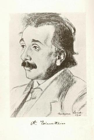 EINSTEIN (ALBERT) Relativity. The Special & The General Theory, [1920]