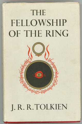TOLKIEN (J.R.R.) The Lord of the Rings, 3 vol., 1956-1957