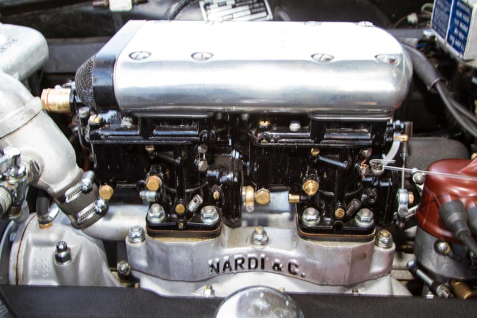 1955 Lancia Aurelia B20 Coupe  Chassis no. B20 - 3422 Engine no. B20 - 4650