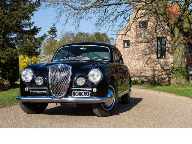 1955 Lancia Aurelia B20 Coupe  Chassis no. B20 - 3422 Engine no. B20 - 4650