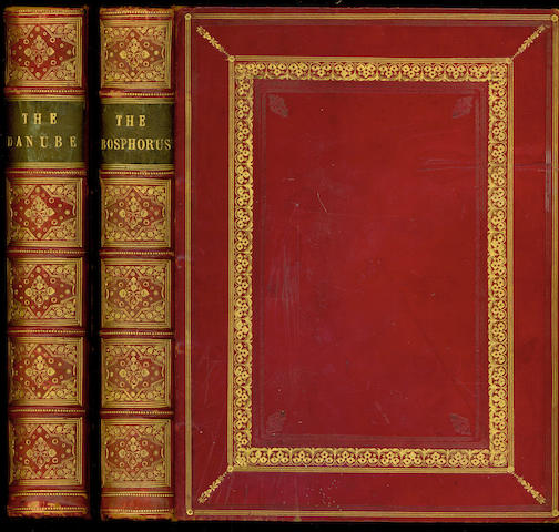 PARDOE (JULIA) The Beauties of the Bosphorus, [c.1840]; and another [2]