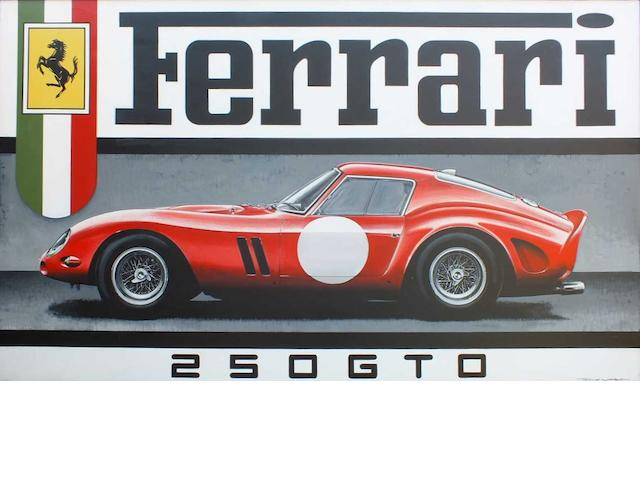 Tony Upson, 'Ferrari 250 GTO',