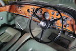 1961 Bentley S2 Continental Sports Saloon  Chassis no. BC25BY Engine no. B24BC