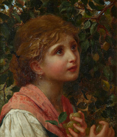 Sophie Anderson (British, 1823-1903) Embarrassed with riches