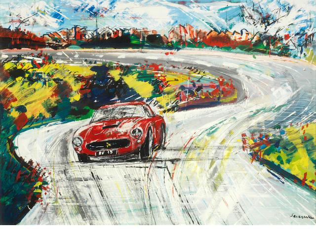 Francesco Scianna, 'Ferrari 250 SWB',