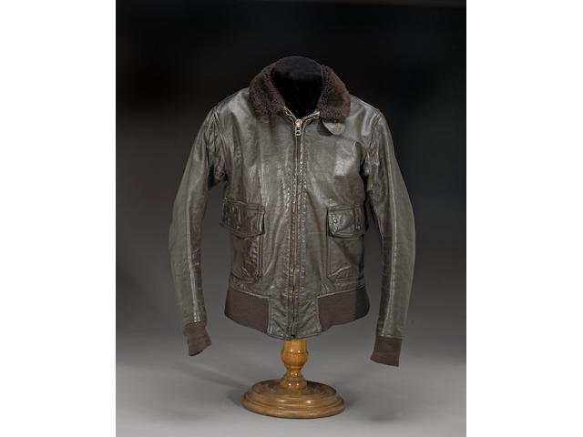 McQueen avaiator Jacket