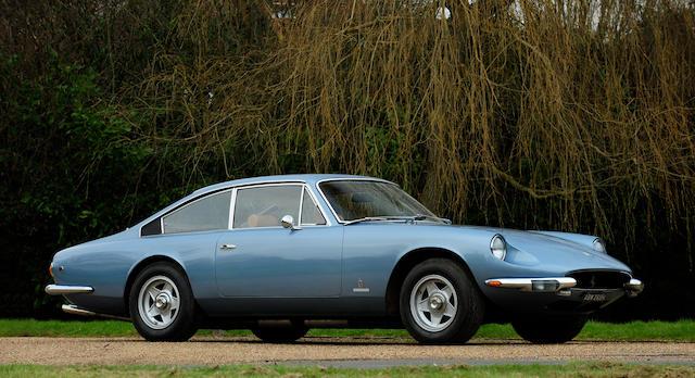 1970 Ferrari 365GT 2+2 Coupé  Chassis no. 12789 Engine no. 12789