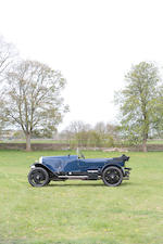1921 Vauxhall 30-98 E-Type Velox Tourer  Chassis no. RE8/303 Engine no. E328