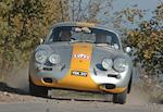 1963 Porsche 356B Rally Car  Chassis no. 211951 Engine no. 806018