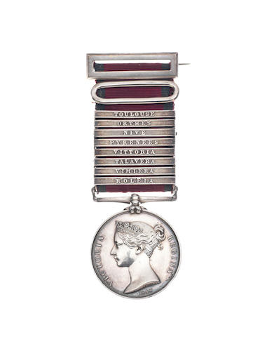 Military General Service Medal 1793-1814,