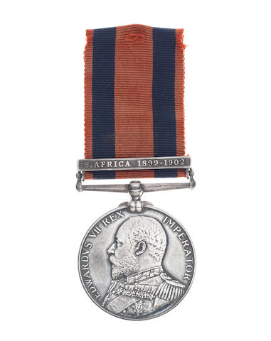 Transport Medal 1903,