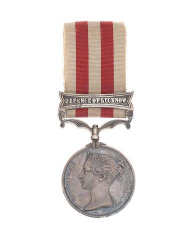 Indian Mutiny 1857-58,