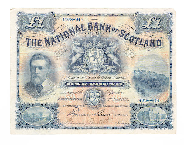 National Bank of Scotland Limited,