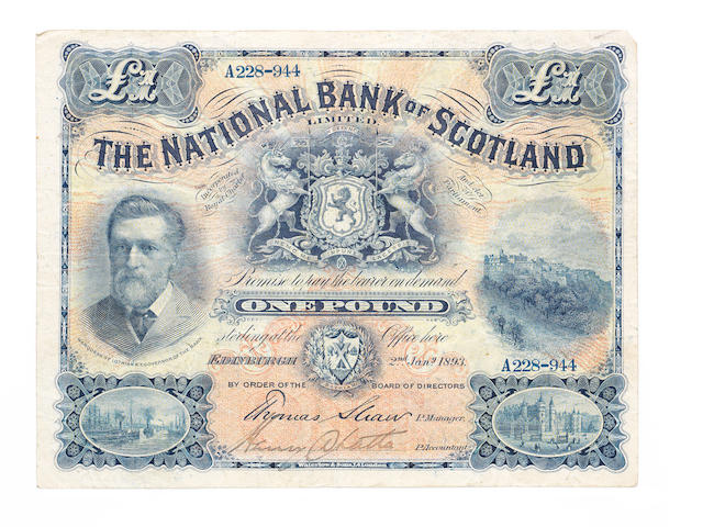 National Bank of Scotland Limited ,